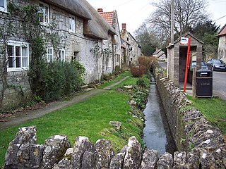 Chilmark, Wiltshire village in United Kingdom