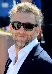 Vincent Cassel al Festival di Cannes 2015