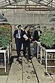 Visite de Mr Bichat et du secrétaire d'état à la recherche à l'INRA de Versailles-23-cliche Jean Weber.jpg