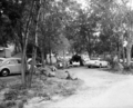Visitor use, South Campground, Labor Day northern part of campground, all sites taken. ; ZION Museum and Archives Image ZION (46e9bfef1e184eab9dc09a775692ebf6).tif
