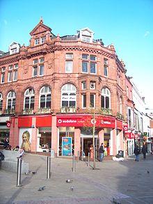 Vodafone, Leeds.