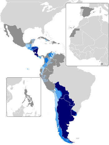 spanish language wikipedia