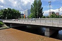 Vrbanja bridge span view.jpg