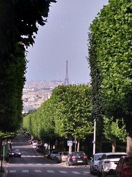 Bellevue (quartier de Meudon) — Wikipédia