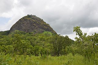 Fazao Malfakassa National Park national park
