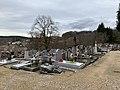 Vue du cimetière de Jujurieux (Ain, France) - février 2019.jpg