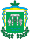 Coat of arms of Vyzhnytsia Raion