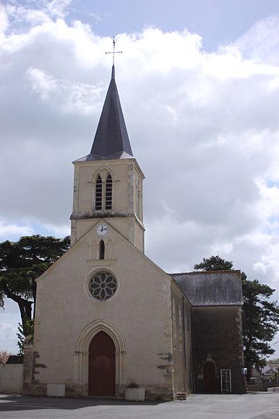 Église de Mâchelles, Fr-49-Faveraye-Mâchelles.