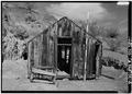 WEST ELEVATION WITH SCALE - Death Valley Ranch, Scotty's Original Castle, Death Valley Junction, Inyo County, CA HABS CAL,14-DVNM,1-M-4.tif