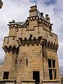 WLM14ES - Olite Palacio Real Torre de las Tres Coronas 00035 - .jpg