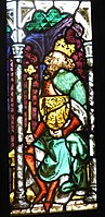 WMK Stefansdom - Habsburg Fenster 1c König Friedrich I.jpg