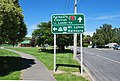 Waiau State Highway 70 Sign.JPG