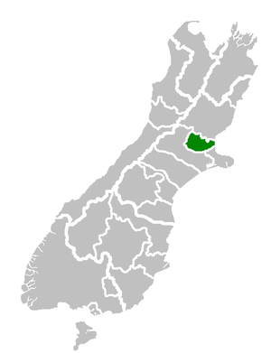 Waimakariri District - Image: Waimakariri Territorial Authority