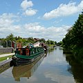 Waiting for Glascote Top Lock, Tamworth, Staffordshire - geograph.org.uk - 1162305.jpg