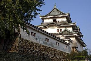 Wakayama Prefecture - Image: Wakayama castle 02s 3200