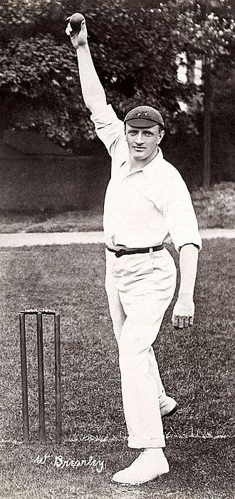Walter Brearley - Brearley c. 1908