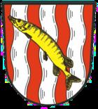 Das Wappen von Baunach