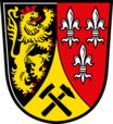 Coat of arms of Amberg-Sulzbach