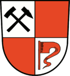 Coat of arms of the city of Senftenberg
