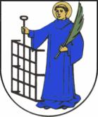 Das Wappen von Zwenkau