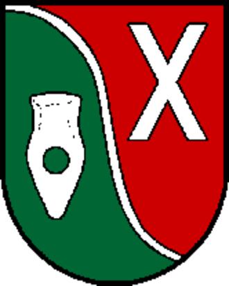 Hargelsberg - Image: Wappen at hargelsberg