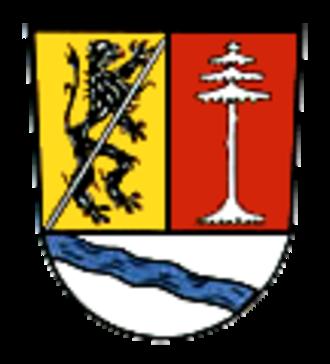 Großenseebach - Image: Wappen von Großenseebach