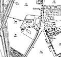 Warbreck Moor Tramway depot 1900.jpg