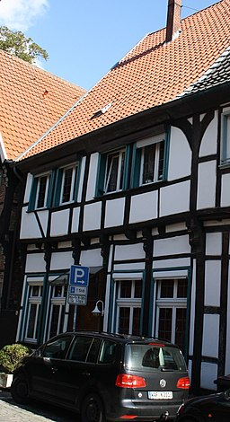 Laurentiusstraße in Warendorf