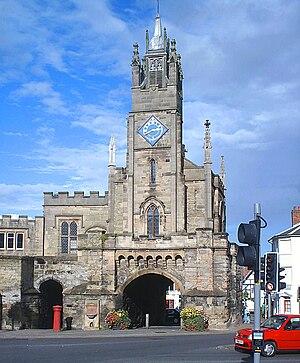 Warwick - The Eastgate, Warwick
