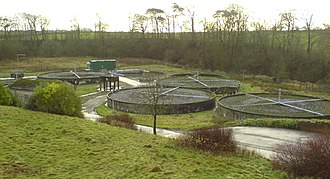Scottish Water - A waste water treatment works