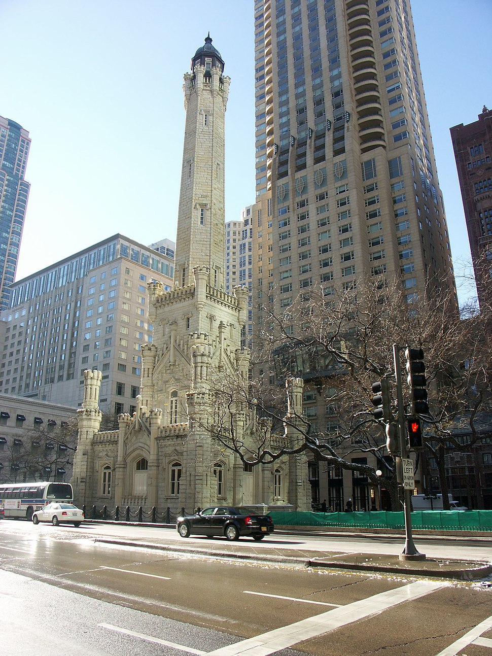 Water Tower - Chicago Nov 2004