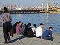 Waterfront Scene - Baku - Azerbaijan - 01 (17714918869).jpg