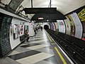 Waterloo tube station, Northbound Northern line platform - geograph.org.uk - 715948.jpg