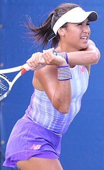 Image illustrative de l'article Heather Watson
