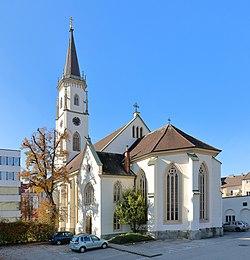 Wels - Christuskirche.JPG