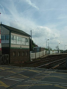 Wem Station signal box - geograph.org.uk - 6719.jpg