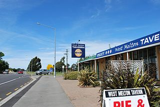 West Melton, New Zealand Minor urban area in Canterbury, New Zealand