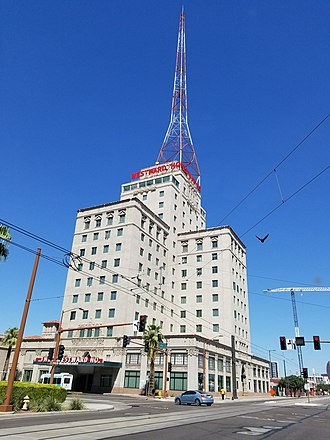 List Of Tallest Buildings In Phoenix Wikivisually