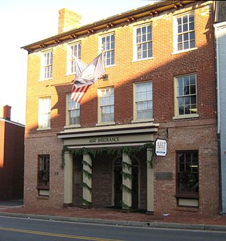 Leesburg, Virginia - The Wheat Building