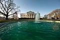 White House fountain dyed green, 2010.jpg
