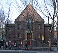 Whitfield Memorial Church, Tottenham Court Road, London-8Feb2008.jpg