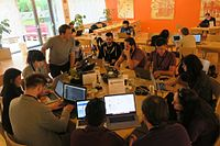Wikimedia Hackathon 2017 IMG 4587 (34786153955).jpg