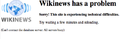 Wikinews has a problem.png