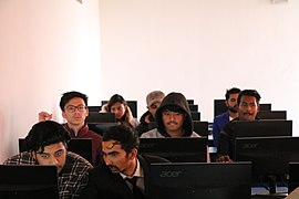 Wikipedia Datathon at KIST fair 2018 (6).jpg