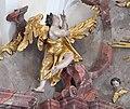 Wilhelmskirch Pfarrkirche Hochaltar Auszug Engel links.jpg