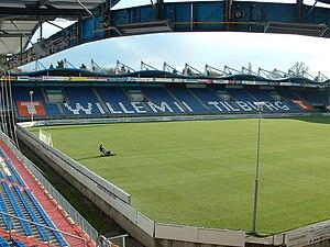 Koning Willem II Stadion - Inside the stadium
