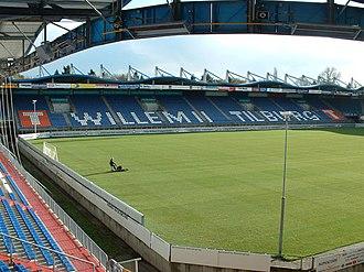 Koning Willem II Stadion - Image: Willem II stadion