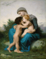 William-Adolphe Bouguereau (1825-1905) - Fraternal Love (1851).png