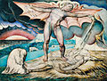 William Blake - Satan Smiting Job with Sore Boils - Google Art Project.jpg