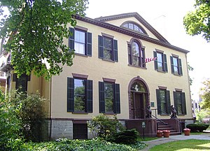 William H. Seward House - Image: William H. Seward House Auburn